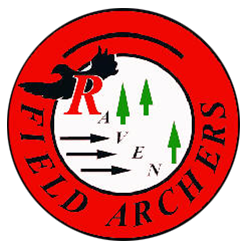 Raven Field Archers badge